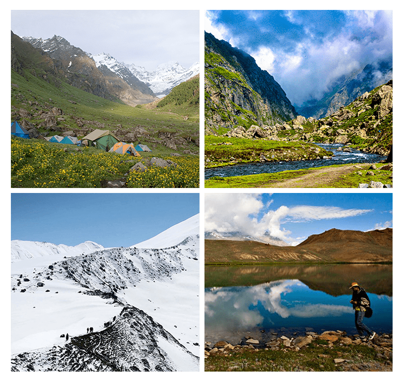 Adventure Explorer Hampta Pass Trek